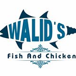 Walid's Fish and Chicken - Elliott Logo