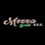 Mezza Grill 663 Logo