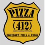 Pizza 412 Logo