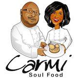 Carmi Soul Food Logo