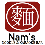 Nams Noodle and Karaoke Bar Logo