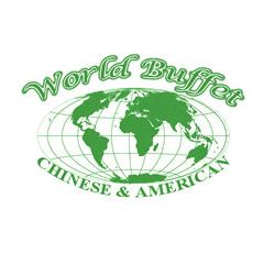 World Buffet and Seafood Boiler (Monona) Logo