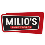 Milio's Sandwiches - E. Campus Mall Logo