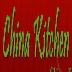 China Kitchen Logo