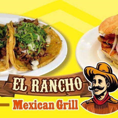 El Rancho Mexican Grill - Park St. Logo