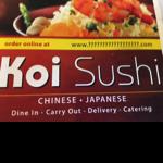 Koi Sushi Logo