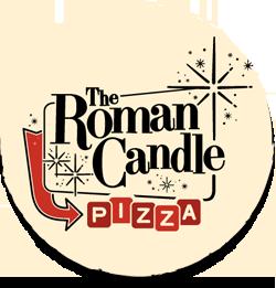The Roman Candle Pizzeria - Monroe Street Logo