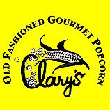 Clary's Gourmet Popcorn Logo