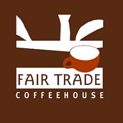 Fair Trade Coffee House Logo