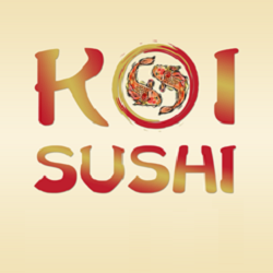 Koi Express - Sushi and Japanese Logo