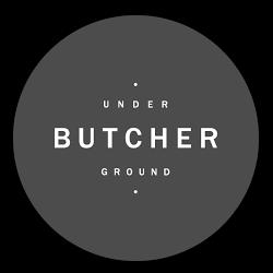 Underground Butcher Logo