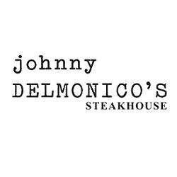 Johnny Delmonico's Steakhouse Logo