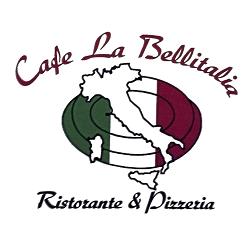 Cafe La Bellitalia Logo