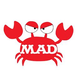 Mad Sushi and Teriyaki Logo