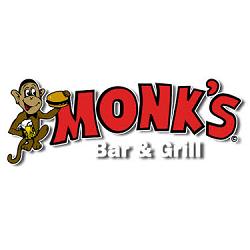 Monk's Bar and Grill - Verona Logo
