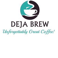 Deja Brew Logo