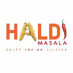 Haldi Masala Logo