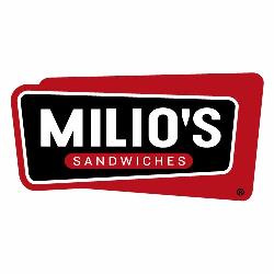 Milio's Sandwiches - Madison, 115 E Broadway Logo