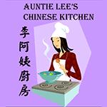 Auntie Lee Logo