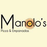 Manolo's Pizza & Empanadas Logo