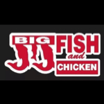 Big J J Fish & Chicken Logo