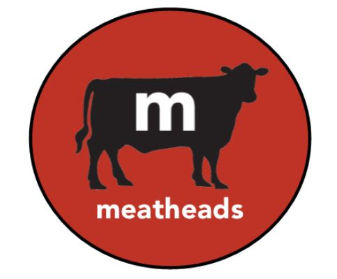 Meatheads - Champaign Logo