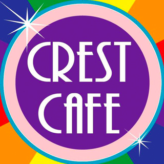 Crest Cafe - San Diego Logo