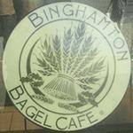 Binghamton Bagel & Deli Logo