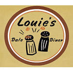 Louie's Dale Diner Logo