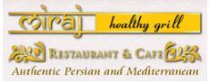Miraj Healthy Grill Logo