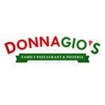 Donnagio's Pizzeria Logo