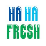 Ha Ha Fresh Logo
