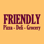 Friendly Deli, Pizza & Pasta Logo