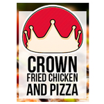 Crown Fried Chicken - Kingston Ave. Logo
