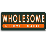 Wholesome Gourmet Market Logo