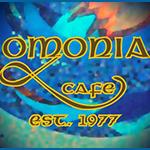 Omonia Cafe - Astoria Logo