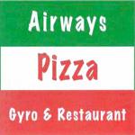 Airways Pizza & Deli Logo