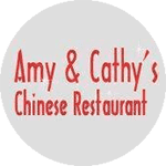 Amy& Cathy Chinese restaurant Logo