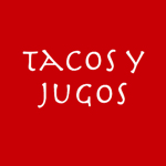 Tacos y Jugos - Elmhurst Logo