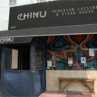 Chimu Peruvian Cuisine Logo