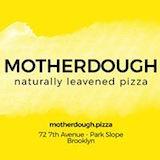 Mother Dough Pizza Logo