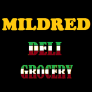 Mildred Deli Grocery Logo