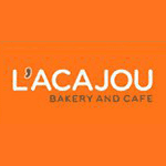 L'acajou Bakery and Cafe Logo