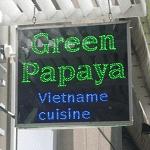 Green Papaya Logo
