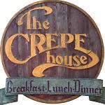 The Crepe House Logo