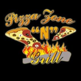 Pizza Zone 'N' Grill Logo