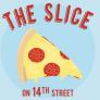 The Slice Pizza Logo