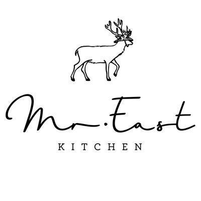 Mr. East Kitchen Logo