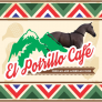 El Potrillo Cafe Logo