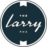 The Larry Logo